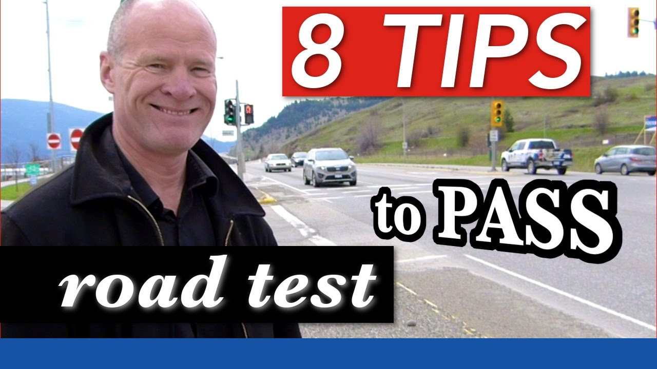 tips passing nj drivers test