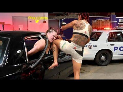 Ufc 250 Ronda Rousey Versus Cris Cyborg Megafight Wwe Ufc