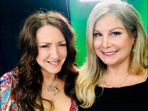 Deborah Kobylt LIVE Promo: Joely Fisher Talks About Parents Eddie Fisher And Connie Stevens