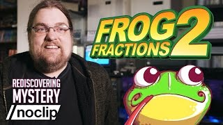 Frog Fractions 2: The Most Absurd Game Ever Made - Noclip Documentary