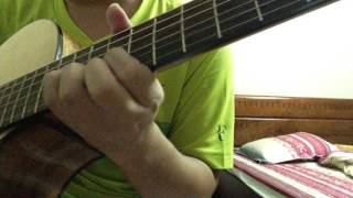 (Sungha Jung) Prelude/April - Cover by Roger P