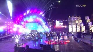 Video 31.12.2009 [Korean Music Festival] Supernova & T-ARA: Time To Love 2 download MP3, 3GP, MP4, WEBM, AVI, FLV Desember 2017