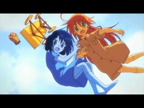 Flip Flappers「AMV」Waiting for Love