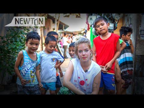 Kan vi redde disse barna fra tyfoner?