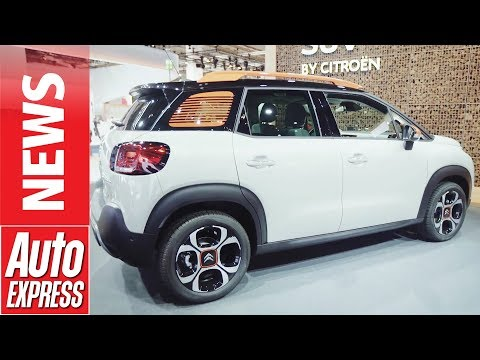 New Citroen C3 Aircross SUV unleashed to take-on the Nissan Juke