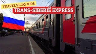 Vlog #003 - Kilometers spoor... - Rusland Trans-Siberië Express