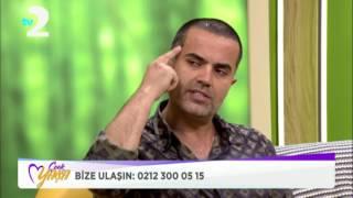 Çok yaşa programı Tv2 Serkan Bozkurt Saç Simülasyonu 2
