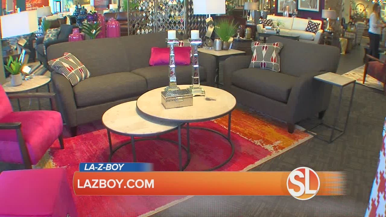 La Z Boy Furniture Galleries Has Tips For Decorating Small Spaces