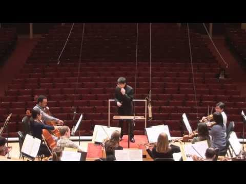 Beethoven Symphony No.6 [Kubota, Civic Orchestra of Chicago / Rehearsal]