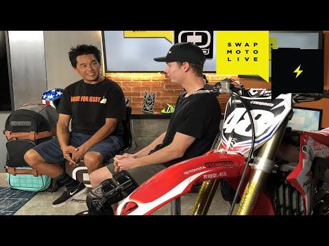 Swapmoto Live with Adam Cianciarulo  TransWorld Motocross