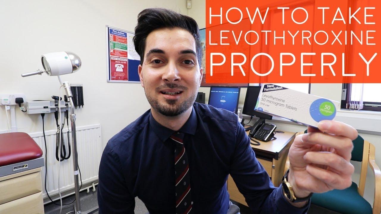 How To Get Levothyroxine Prescription