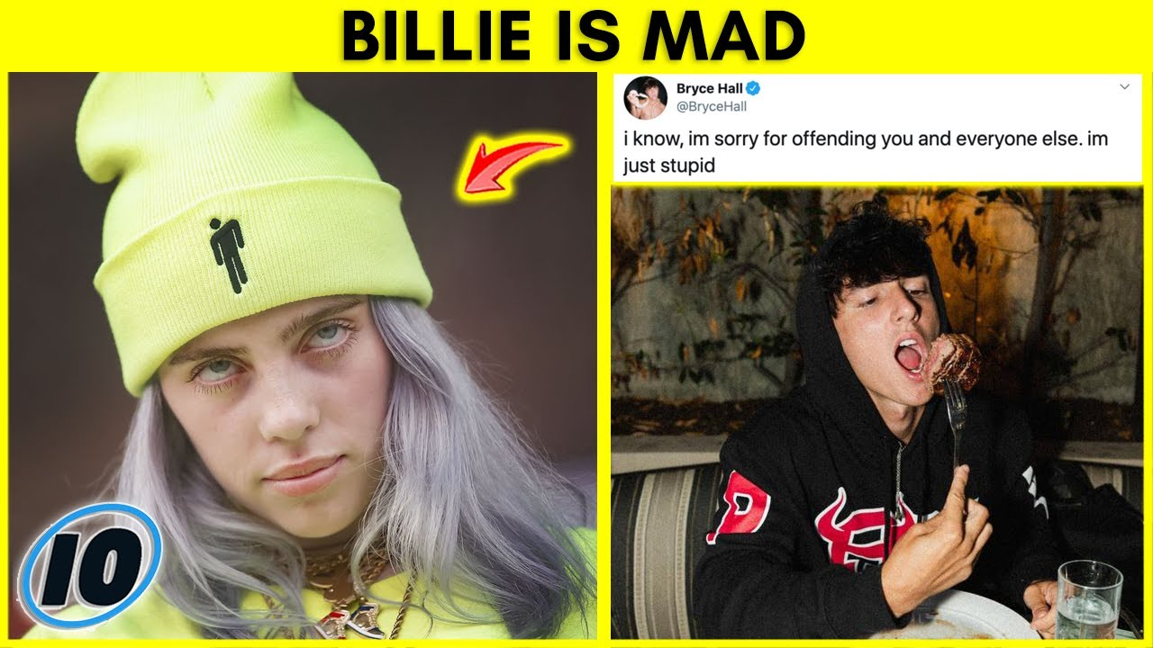 Billie Eilish Calls Out Influencers For This