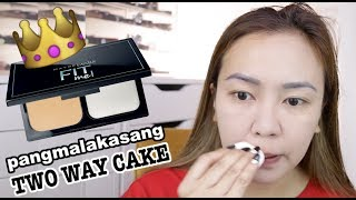 BAGONG TWO-WAY CAKE NG MAYBELLINE?! | SUBUKANNE
