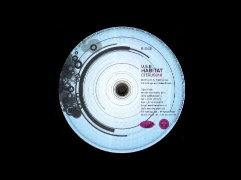 CITRUS RECORDINGS [ CITRUS018 : U.S.B. - habitat - ]