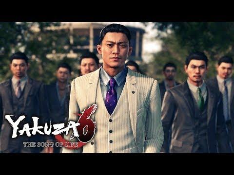 Yakuza 6: The Song of Life - Chapter #5 - Masked [1/2] (PS4)