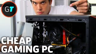 Best Cheap Gaming PC Build With A $550 Budget