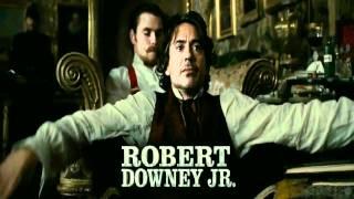 Шерлок Холмс 2 Игра теней. Русский трейлер HD 2011