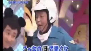 なだぎ武と中川家のコント「ヤンキーカップルと白バイ警官」 thumbnail