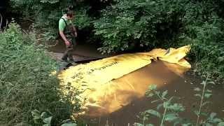 barrière réserve deci rivière watergate sdis maine et loire