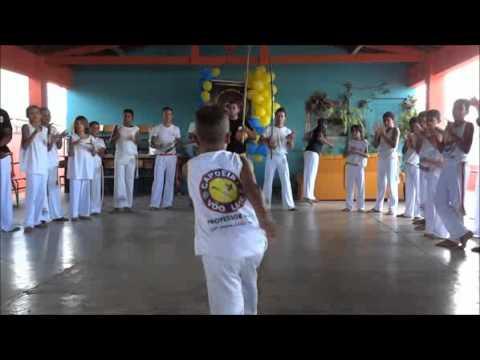 Capoeira Zumbi - Campeonato Infantil e Juvenil de Iuna e Regional - 12/10/2012
