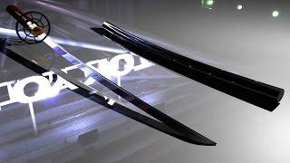 Maya tutorial: How to model a Samurai Sword