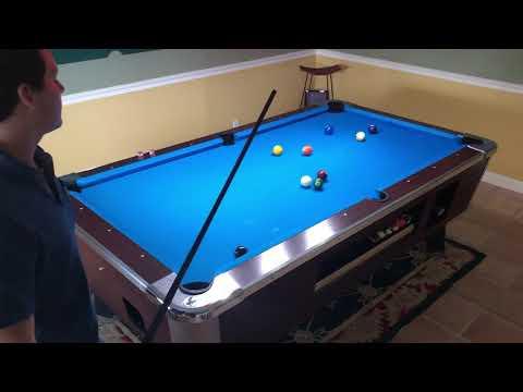 (134) 9 Ball Break and Run - Cuetec Cynergy Shaft