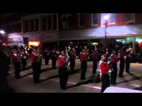 Vandalia Halloween parade