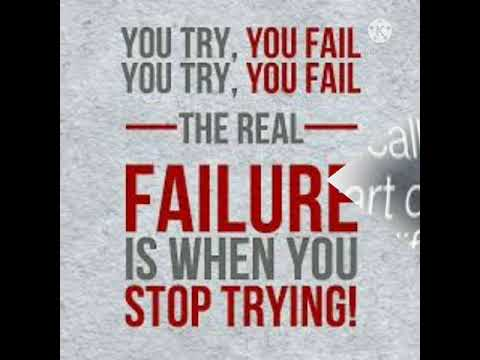 Quotes on FAILURE | #learn from failure| #quotes #fail | Motivational quotes|#shorts