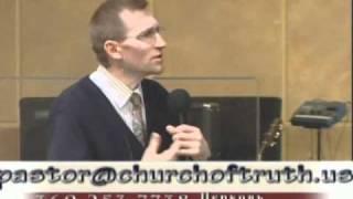 Андрей Берглезов - свидетельство о встрече с Богом