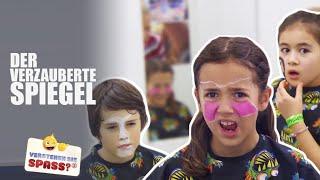 Der Kinder Spiegeltrick | Verstehen Sie Spaß?