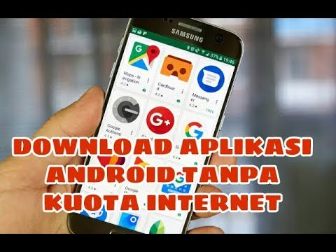 GRATIS DOWNLOAD APLIKASI ANDROID TANPA PAKET INTERNET