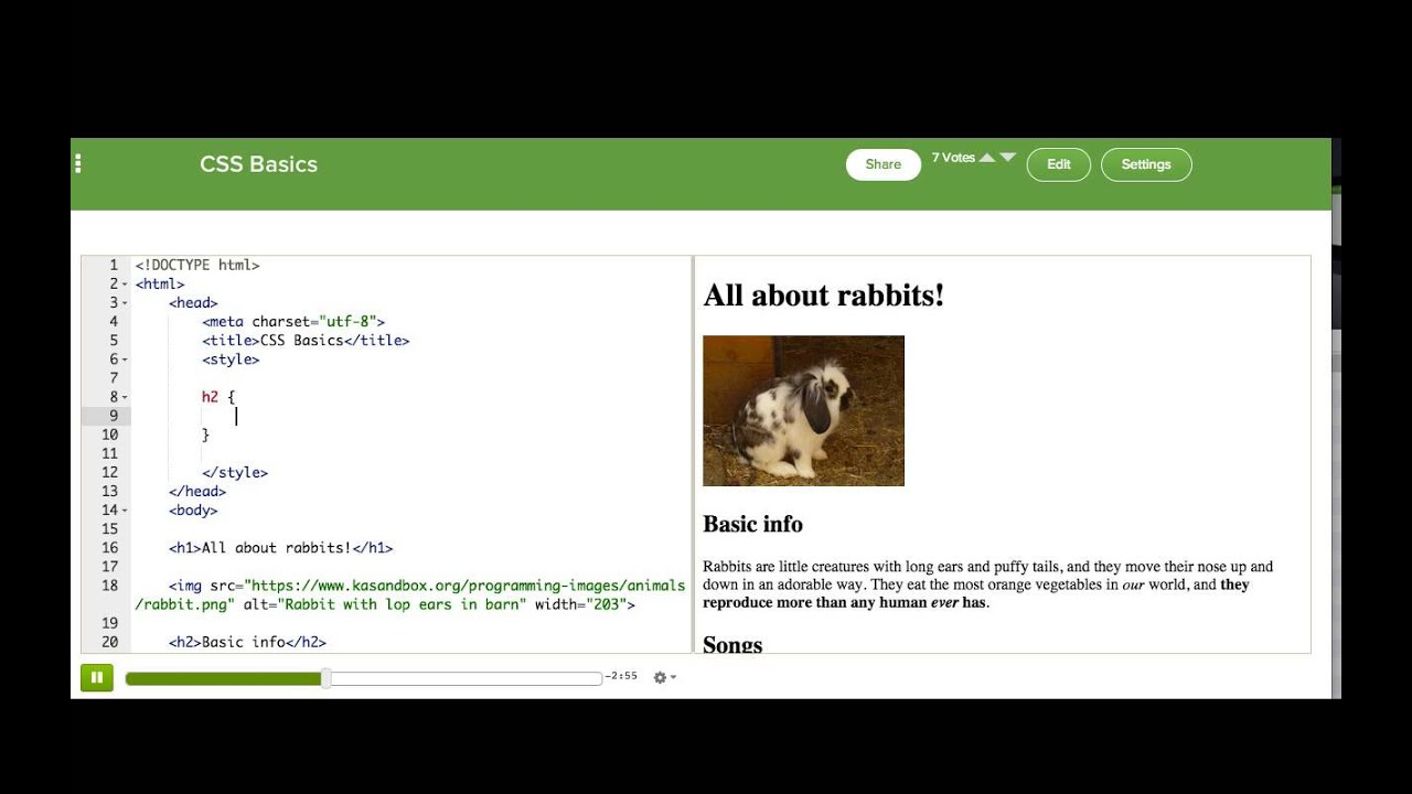 how to make khan academy videos