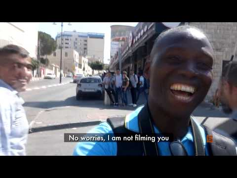 My Trip to the Palestinian Territory: West Bank: Bethlehem. رحلتي إلى بيت لحم. Part 6 of 12