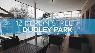12 Heron Street, Dudley Park - Property Video