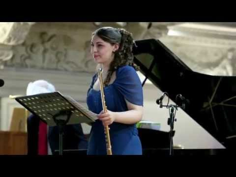 A. Schnittke, Suite in the Old Style | Ginevra Petrucci, Bruno Canino