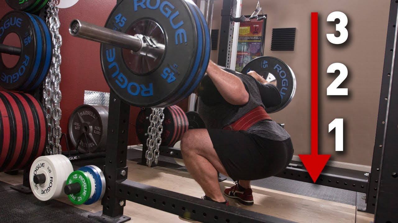 How To Tempo Squat - Squat Supplemental Lift #1