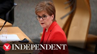 Live: Nicola Sturgeon outlines roadmap out of Scotland lockdown