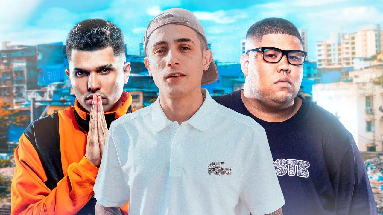 MC Hariel, MC Marks e MC GP - Coração Vagabundo (Web Clipe) DJ Luan Beat