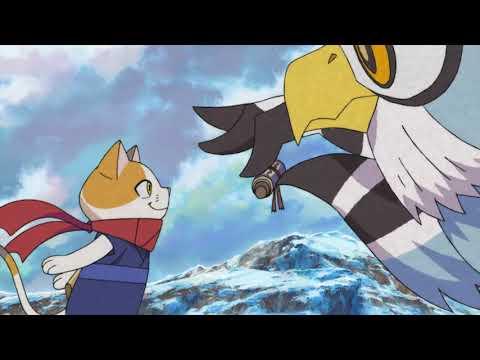 Doodle Champion Island Games: Fukuro Champion Outro