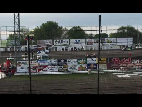 Late Model Heat 3- May 19, 2017