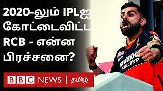 RCB-க்கு என்னதான் Problem? ஏன் 2020-லும் திடீரென சொதப்பியது? | RCB vs SRH | IPL 2020
