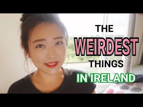 Download 🇮🇪THE WEIRDEST THINGS IN IRELAND by a Korean