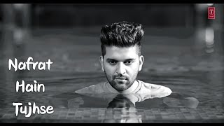 Guru Randhawa best Sad  Video By Prasenjeet Meshram