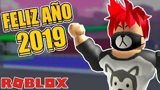 CELEBRATING NEW YEAR 2019 WITH YOU [Roblox]