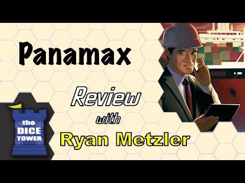 Panamax Review - with Ryan Metzler