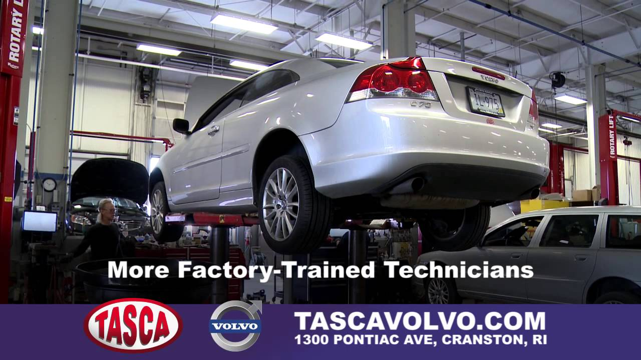 Tasca Volvo Service Bruce - YouTube
