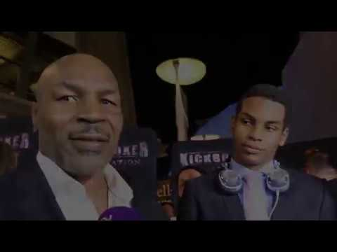 Mike Tyson showing signs of Dementia