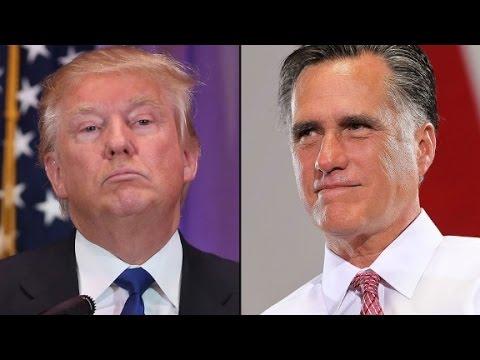 Romney: Dishonesty is Trump's hallmark