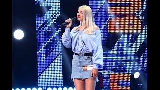Dua Lipa Genesis.Vezi aici cum canta Katarina Biehu, la X Factor!
