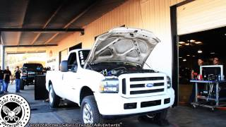 (4.12 MB) POWER STROKE BLOWS IT TOP OFF @ TSD Dyno Day 2014 Mp3